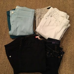 Other - Bundle of 7 pairs of Girls Skinny Jeans